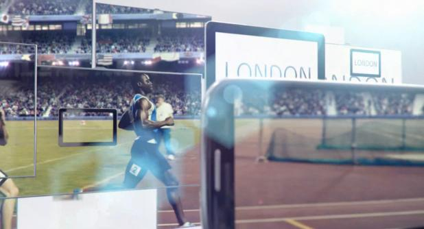 """Any Screen Anywhere"" 