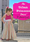 Urban Princess Dress Tutorial