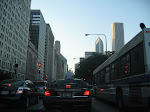 A pic while down near the Taste of Chicago - utter chaotic gridlock