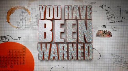 W sieci eksperymentów / You Have Been Warned (Season 1-2) (2012-2013) PL.TVRip.XviD / Lektor PL
