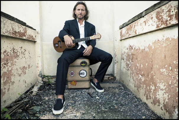 Eddie Vedder: 'Ukukele Songs, A Short Film by Danny Clinch'