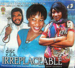 Irreplaceable Nigerian Movie Part 1 - (Nigerian Drama Film)