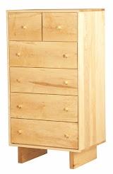 Aurora Vertical Dresser