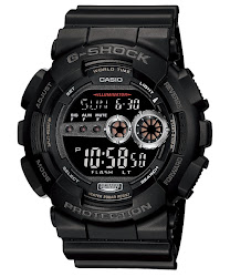 Casio G-Shock : GD-100-1B