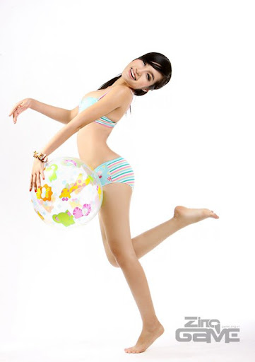Hot girl Elly tran normal size