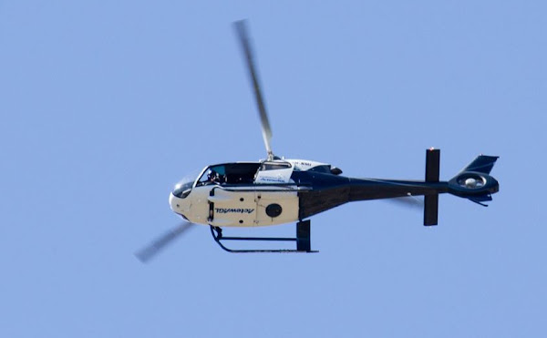 actewagl helicopter