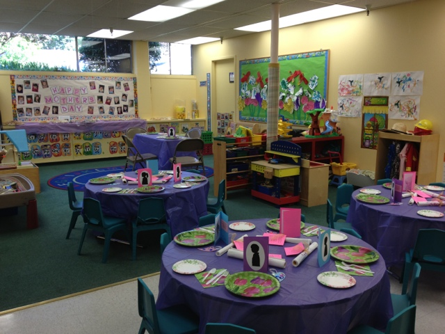 Mother S Day Classroom Decoration Ideas : Preschool ideas for year olds mother s day tea party