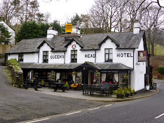 Queens Head Hotel in Troutbeck