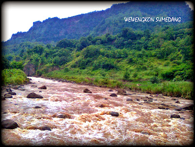 Sungai Cimanuk di Jatigede