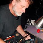 Keith's drum machine dies during sound check....the humans have won