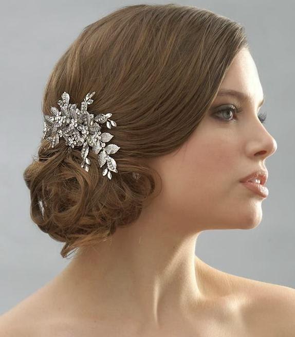 Resultado de imagen para peinados de novias otoño 2016