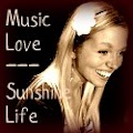 Music. Love. Sunshine. Life.