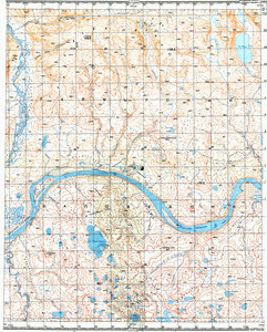 Map 100k--s47-065_066--(1977)