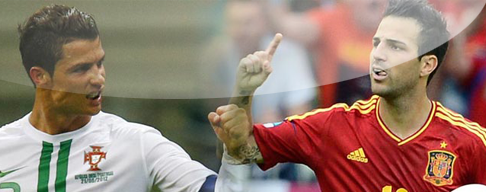Portugal vs. España en VIVO - 27 de Junio - Euro 2012