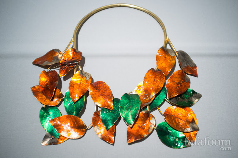 Elsa Schiaparelli, Necklace, Fall 1938.