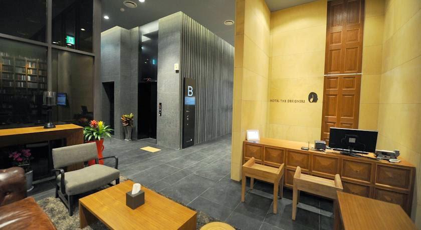 鐘路設計師酒店Hotel The Designers Jongno-lobby