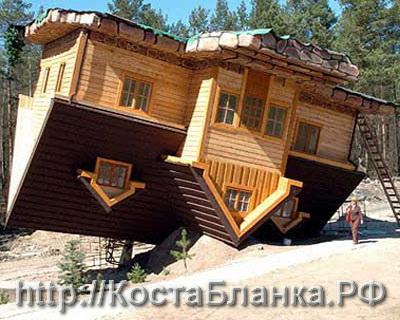 деревянные дома, КостаБланка.РФ