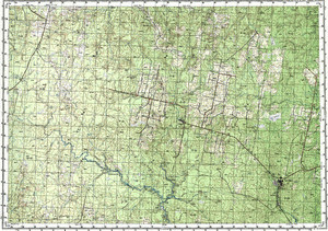 Map 100k--p39-093_094--(1989)