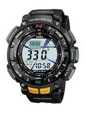 Jam Tangan Pria Warna Silver Navi Casio Standard : MTP-E116D-2AV