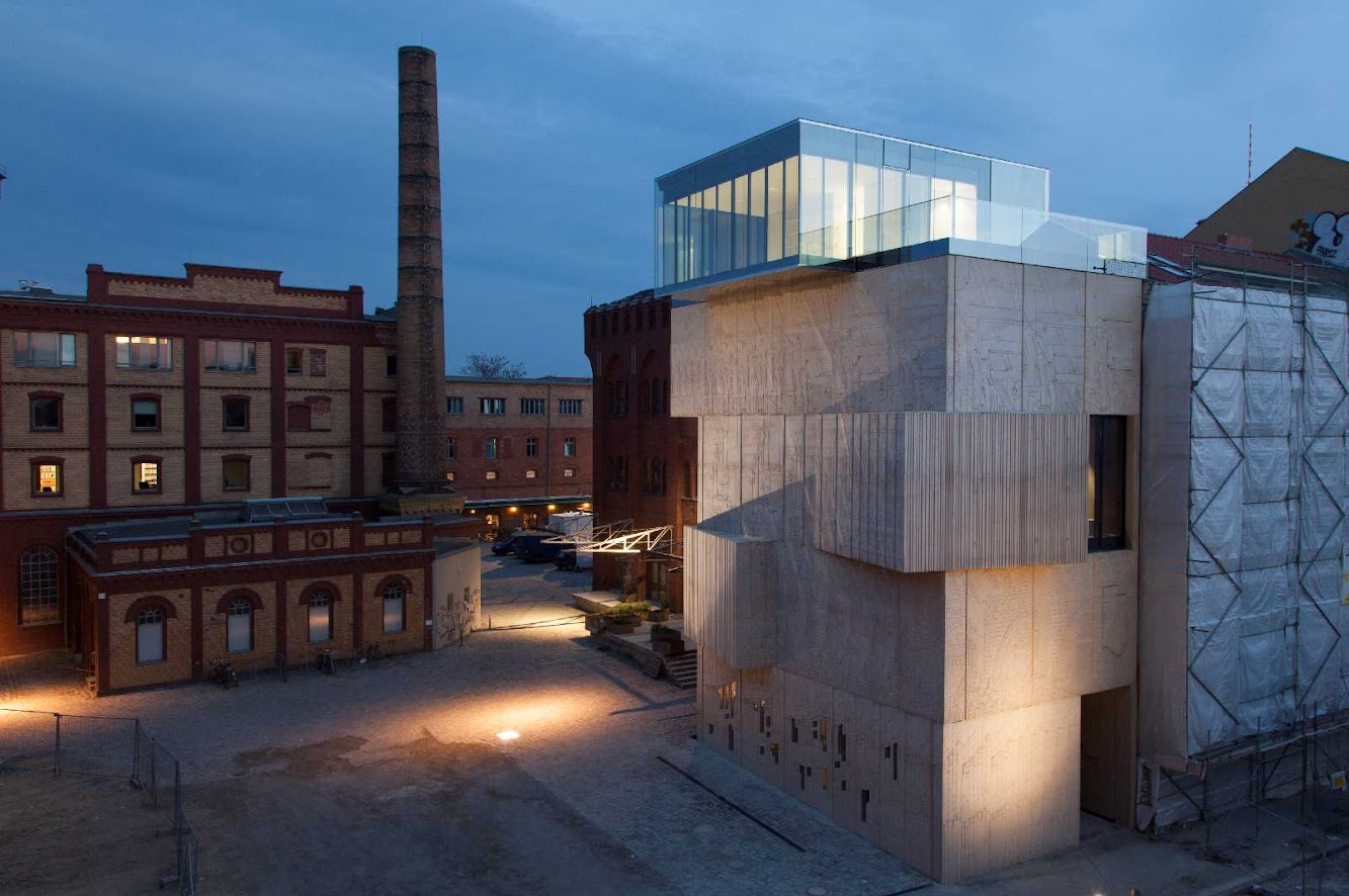 Berlino, Germania: Museum For Architectural Drawing by Speech