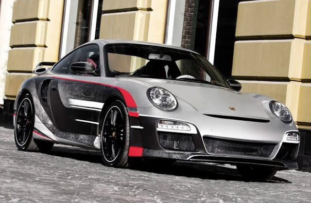 Tuning-kit For Porsche 911