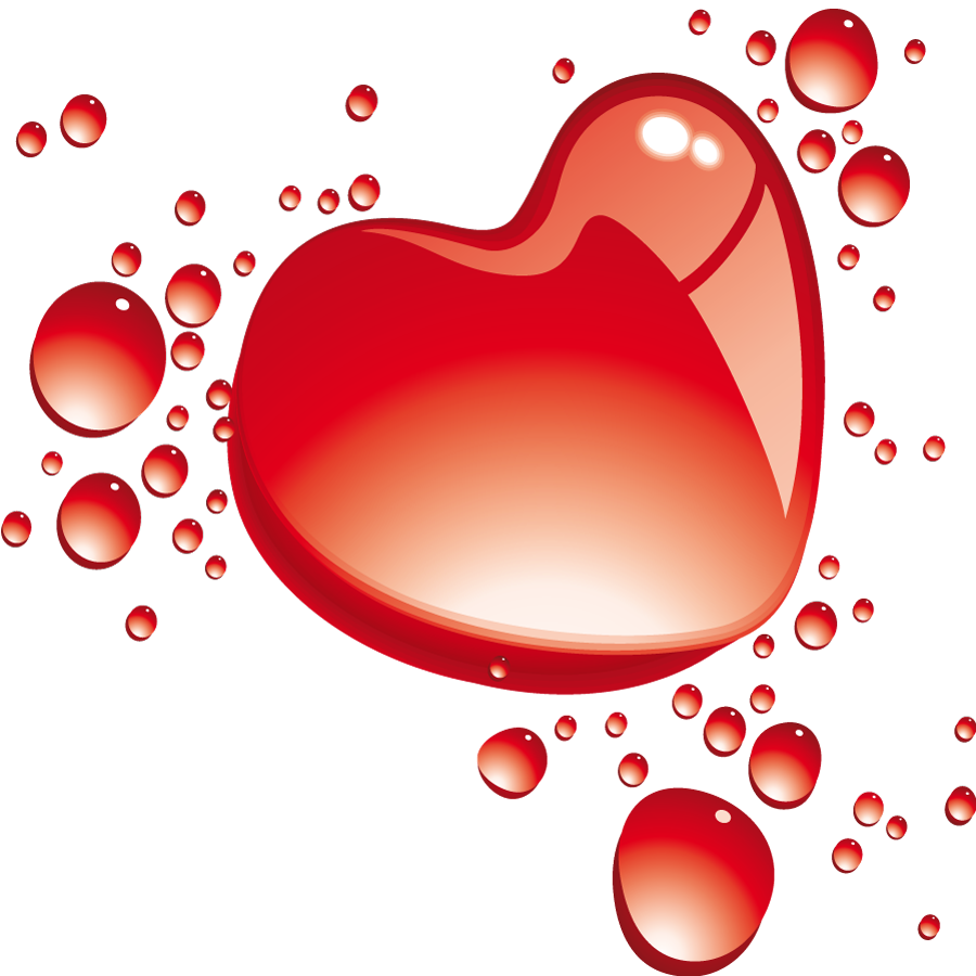 Dessin a colorier de coeur - Photo de coeur d amour ...