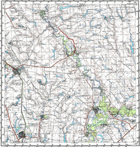 Map 100k--m38-038--(1990)