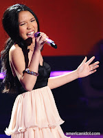 Thia Megia American Idol