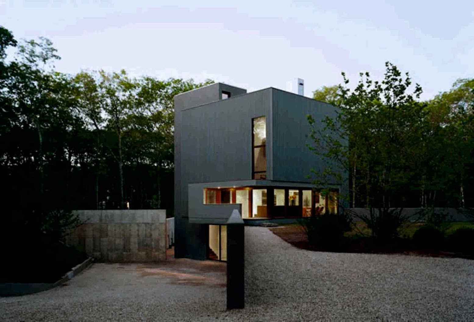 Wainscott, New York, Stati Uniti d'America: [SAGAPONAC HOUSE BY TSAO – MCKOWN ARCHITECTS]