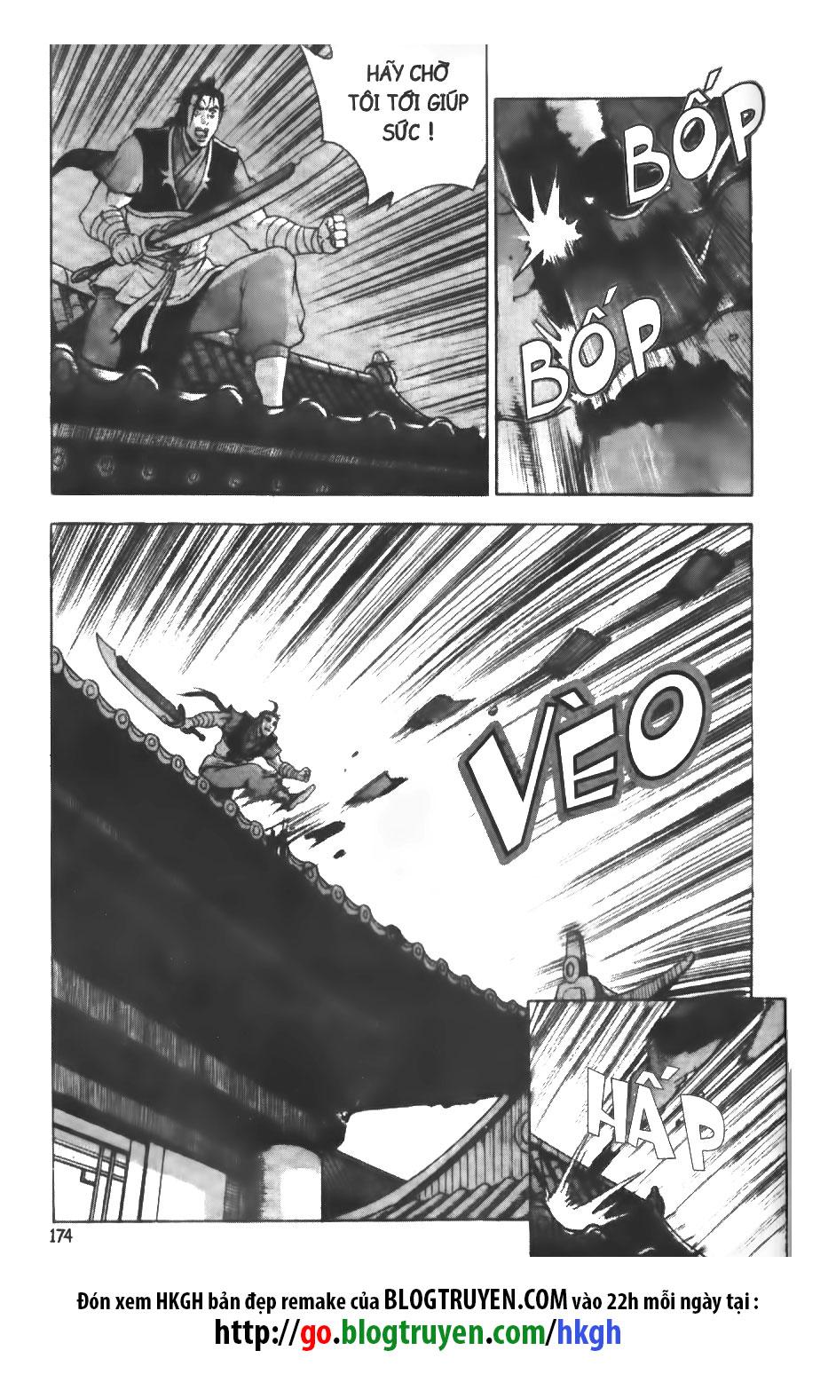 xem truyen moi - Hiệp Khách Giang Hồ Vol34 - Chap 235 - Remake
