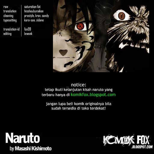 Komik Naruto 537 page 1