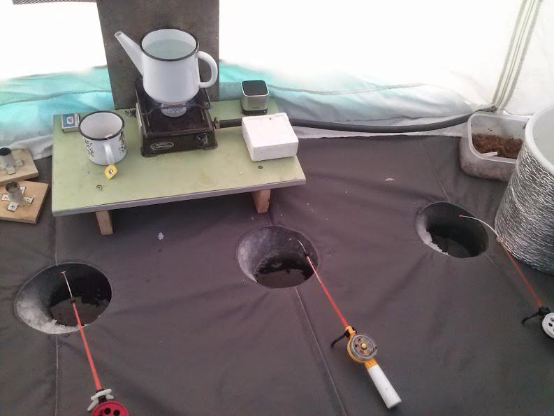 158Полы для палатки