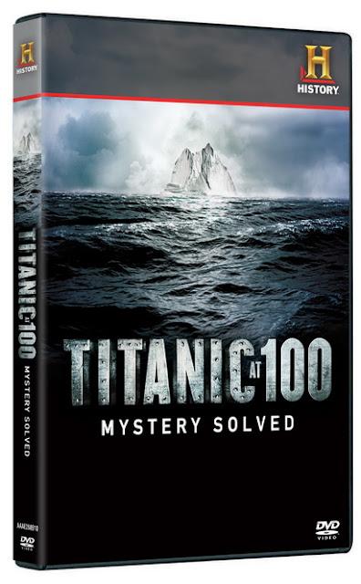 Titanic po 100 latach: Zagadka rozwi±zana / Titanic At 100 Mystery Solved (2012) PL.TVRip.XviD / Lektor PL