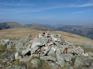 Base Brown Summit (my 50th Wainwright Summit on Round 2).