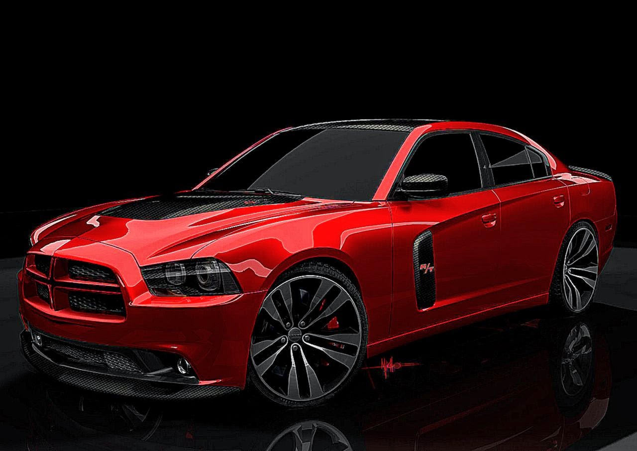 Red Dodge Charger - Red Dodge Charger Wallpaper Best Background Wallpaper