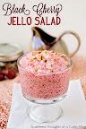 Black Cherry Jello Salad