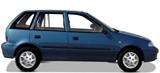 Suzuki Cultus VXRi EURO II