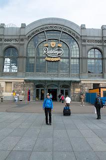 Glavni kolodvor u Dresdenu