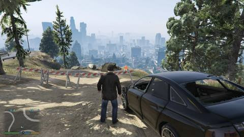 Game PC Grand Theft Auto V - Screenshot 03