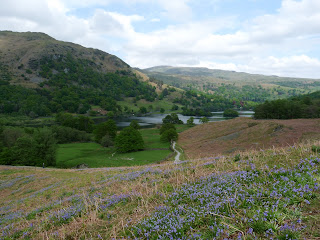 This was my first view of Rydal Water