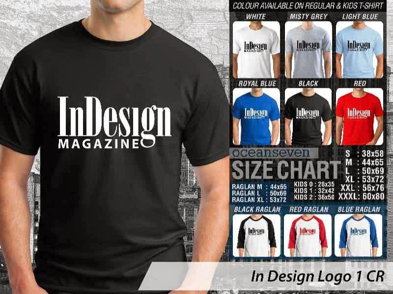 Kaos Magz In Design Logo 1 Majalah & Media distro ocean seven