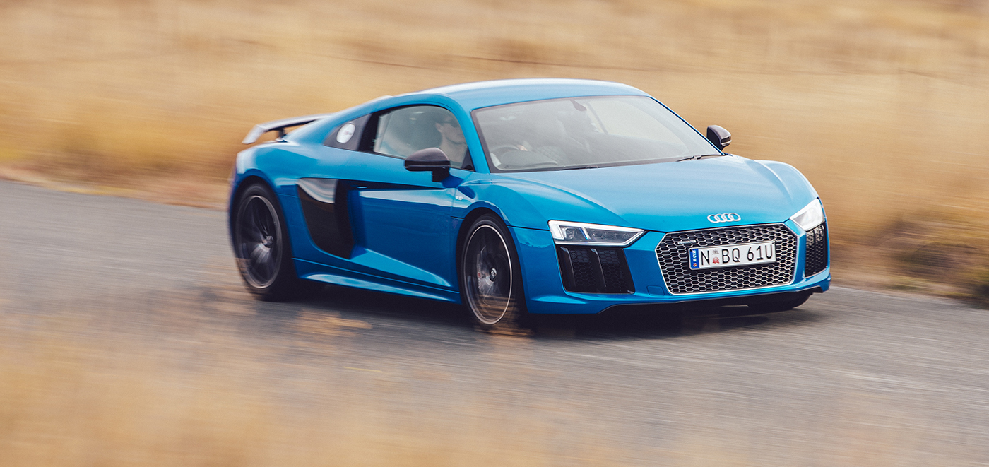 Đánh giá siêu xe Audi R8 2016