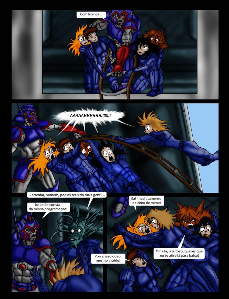 Protector da Fé - Pagina 41