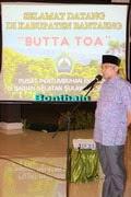 Hutan Desa Berlanjut, M. S. Kaban Turut Senang