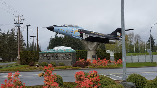 Comox Air Force Museum, Military Row, Lazo, BC V0R 2K0, Canada, Museum, state British Columbia