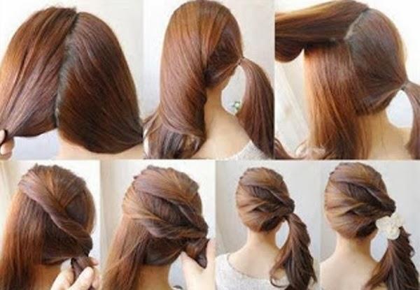 Peinados Modernos Para Nina Paso A Paso