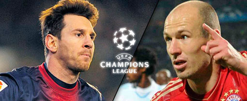 Barcelona vs. Bayern Munich en Vivo - Champions League