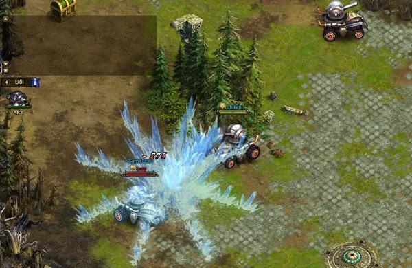 Thần Khúc thành game bắn xe tăng với bản cập nhật mới 5