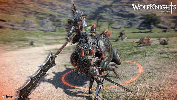 IMC Games công bố hình ảnh mới của Wolf Knights 12
