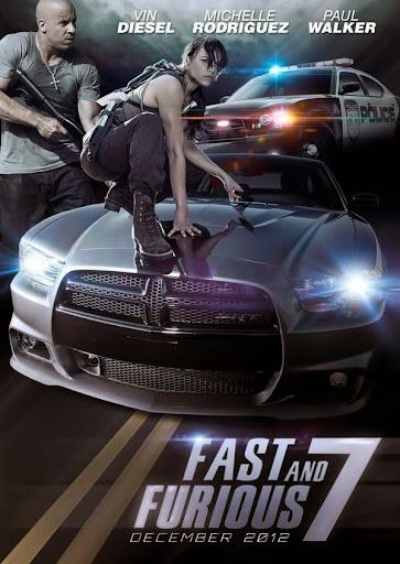 Quá Nhanh Quá Nguy Hiểm 7 (thuyết Minh) - Fast & Furious 7 (2015)